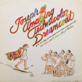 Tim Rice/Andrew Lloyd Webber - Joseph And The Amazing Technicolor Dreamcoat
