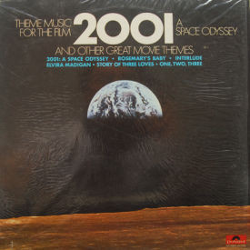 V/A - 2001 A Space Odyssey And Other Great Movie Themes