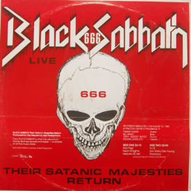 Black Sabbath - Their Satanic Majesties Return
