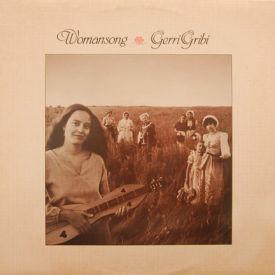 Gerri Gribi - Womansong