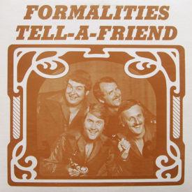Formalities - Tell A Friend