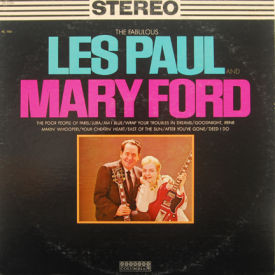Les Paul & Mary Ford - Fabulous Les Paul And Mary Ford