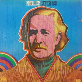 Mose Allison - Western Man