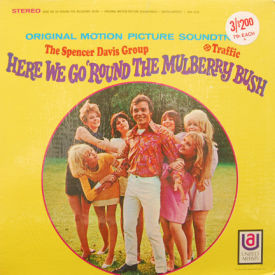 Spencer Davis Group/Traffic - Here We Go 'Round The Mulberry Bush – SEALED