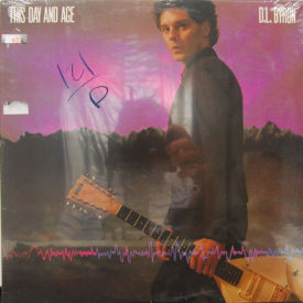 D.L. Byron - This Day And Age – SEALED