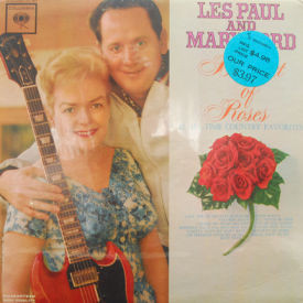 Les Paul & Mary Ford - Bouquet Of Roses – SEALED MONO
