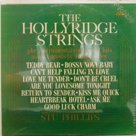 Elvis Presley, Hollyridge Strings - Play Hits Made Famous By Elvis Presley – SEALED