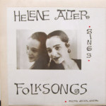 Helene Alter - Sings Folk Songs