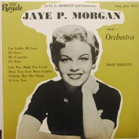 Jaye P. Morgan - Jaye P. Morgan And Orchestra