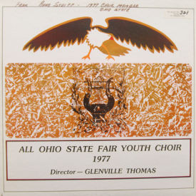 All Ohio Youth Choir - All Ohio Youth Choir 1977