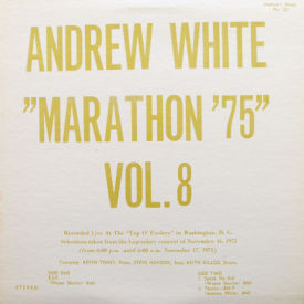 Andrew White - Marathon '75 Vol. 8