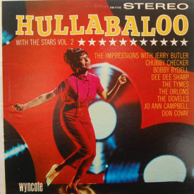 Orlons/Dovells/Dee Dee Sharp/Tymes/Don Covay - Hullabaloo With The Stars Vol. 2