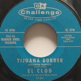 El Clod - Tijuana Border/Pedro's Piano Roll Twist