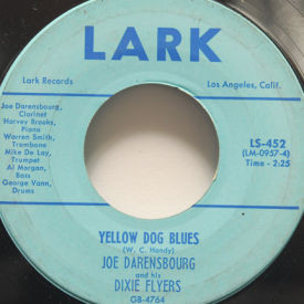 Joe Darensbourg - Martinque/Yellow Dog Blues
