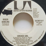 Roger Bowling - Jukebox Girl