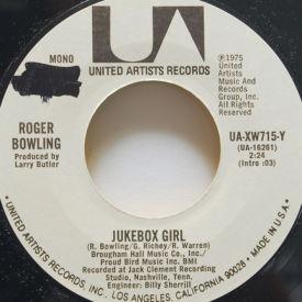 Roger Bowling - Jukebox Girl