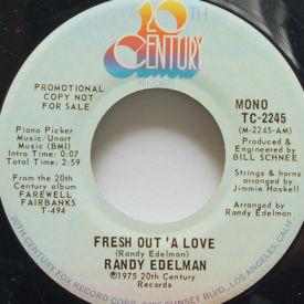 Randy Edelman - Fresh Out 'A Love