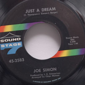 Joe Simon - Put Your Trust In Me/Just A Dream