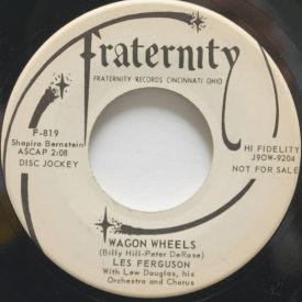 Les Ferguson - If I Should Lose You/Wagon Wheels