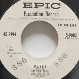 Four Coins - Maybe/I Love You Madly