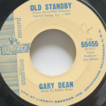 Gary Dean - Right Kind Of Love/Old Standby