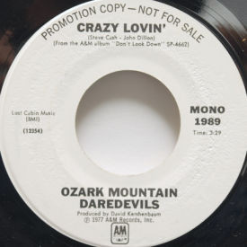 Ozark Mountain Daredevils - Crazy Lovin'