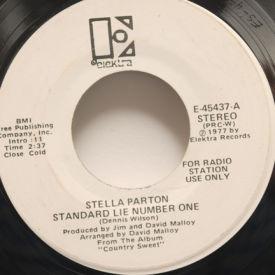 Stella Parton - Standard Lie Number One