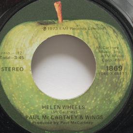Paul McCartney & Wings - Helen Wheels