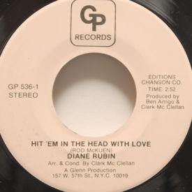 Diane Rubin - Hit 'Em In The Head With Love