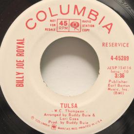 Billy Joe Royal - Tulsa