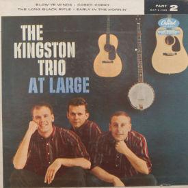 Kingston Trio - At Large Pt. 2