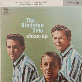 Kingston Trio - Close-Up
