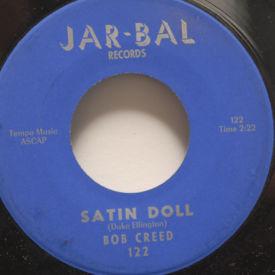 Bob Creed - Satin Doll/Dreamy