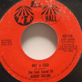 Albert Collins - Hot 'N Cold