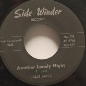 Jamie Mack - Another Lonely Night