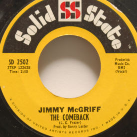 Jimmy McGriff - The Comeback/Cherry
