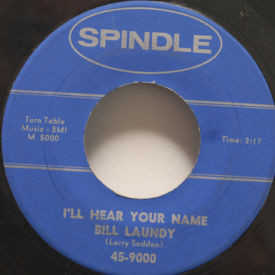 Bill Laundy - I'll Hear Your Name/Isle Of Golden Dreams