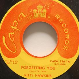 Kitty Hawkins - Forgetting You