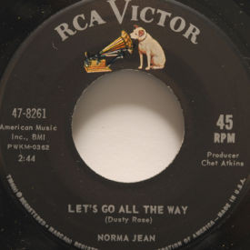 Norma Jean - Let's Go All The Way