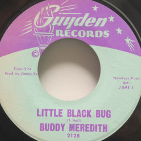 Buddy Meredith - Little Black Bug/For The Love Of Mike