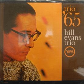 Bill Evans Trio - Trio '65 – SEALED