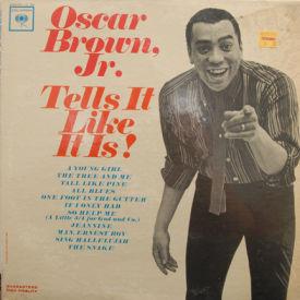 Oscar Brown Jr. - Tells It Like It Is
