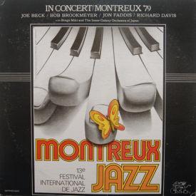 Joe Beck/Bob Brookeyer/Jon Faddis/Richard Davis - In Concert/Montreux '79