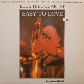 Buck Hill Quartet - Easy To Love