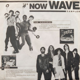 Beat/Hounds/Jules And The Polar Bears/Sinceros - Now Wave Sampler