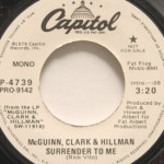 McGuinn, Clark & Hillman - Surrender To Me