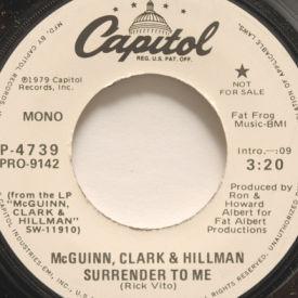 McGuinn, Clark & Hillman - Surrender To Me