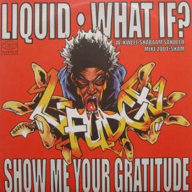L-Fudge - Liquid/What If?/Show Me Your Gratitude