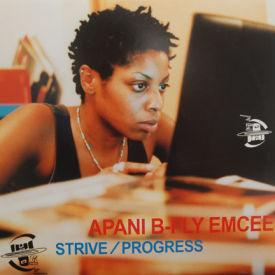 Apani B-Fly Emcee - Strive/Progress