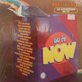 V/A - Do It Now – 20 Giant Hits